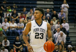 Penn State Basketball:Nittany Lions Set For Exhibition Game Against WVU